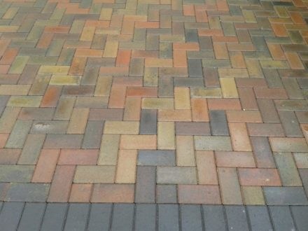 Block paving - Cost effective, long lasting and has a wide choice of patterns, colours, sizes, styles and finishes. It's also easy to look after — an ideal choice for driveways and paths.